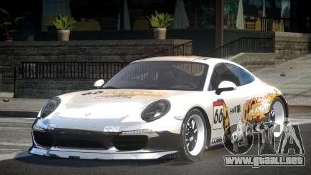 Porsche Carrera SP-R L8 para GTA 4