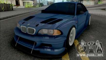 BMW M3 E46 from NFS Heat Studio para GTA San Andreas