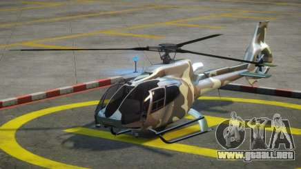 Eurocopter EC130 B4 AN L3 para GTA 4