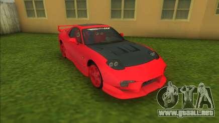 Mazda RX-7 Veilside C1 para GTA Vice City