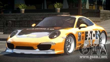 Porsche Carrera SP-R L1 para GTA 4