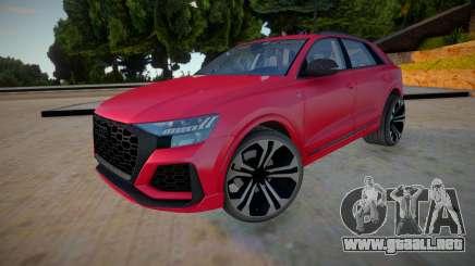 Audi RSQ 8 2020 para GTA San Andreas