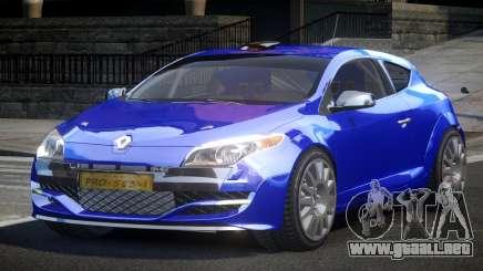 Renault Megane PSI-R para GTA 4