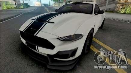 Shelby Super Snake para GTA San Andreas