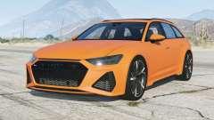 Audi RS 6 Avant (C8) 2019〡add-on v3.0 para GTA 5