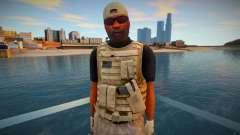 Fuerzas Especiales GTA V V1 para GTA San Andreas