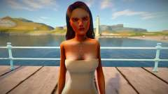 Daniela skin para GTA San Andreas