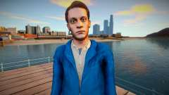 Peter Parker Clothes Retexture From Spiderman 3 para GTA San Andreas