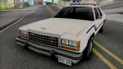 Ford Crown Crown Vic 1986 Fort Carson Police
