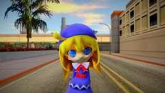 Witch - Puyo Puyo para GTA San Andreas