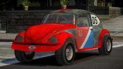 Volkswagen Beetle Prototype from FlatOut PJ4