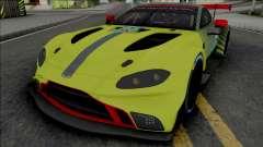 Aston Martin Vantage GTE 2019