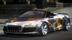 Audi R8 SP Roadster PJ8