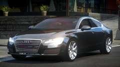 Audi A7 E-Style para GTA 4