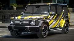 Mercedes-Benz G65 PSI S4