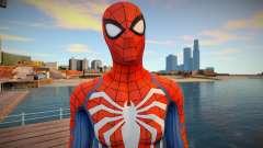 Spider-Man Advanced Suit para GTA San Andreas