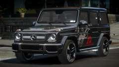 Mercedes-Benz G65 PSI S9