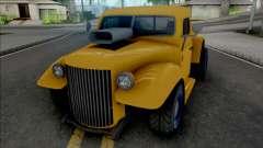 GTA V Bravado Rat-Truck [VehFuncs]