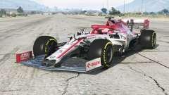 Alfa Romeo Racing C39〡add-on v4.0 para GTA 5