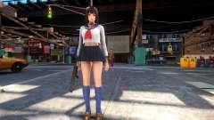 Naotora Ii Sailor School para GTA 4