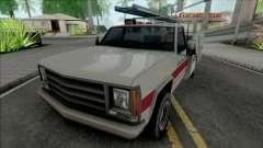 New Utility Van