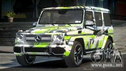 Mercedes-Benz G65 PSI S8 para GTA 4