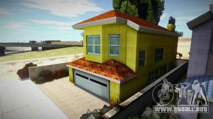 Nueva casa grande para GTA San Andreas