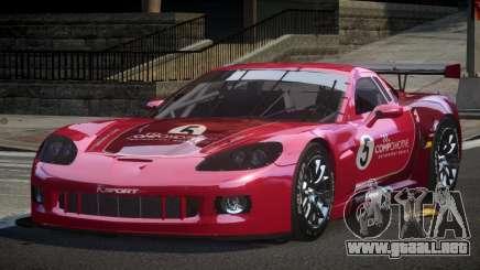 Chevrolet Corvette SP-R S5 para GTA 4