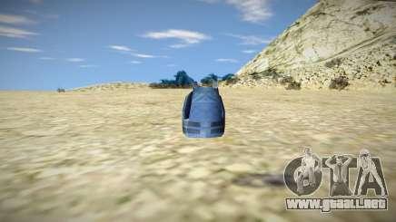 New armour para GTA San Andreas
