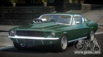 Ford Mustang Old SP Tuned para GTA 4