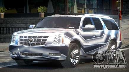 Cadillac Escalade US S9 para GTA 4