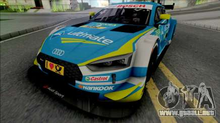 Audi RS5 DTM Robin Frijns para GTA San Andreas