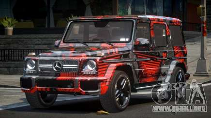 Mercedes-Benz G65 PSI S2 para GTA 4