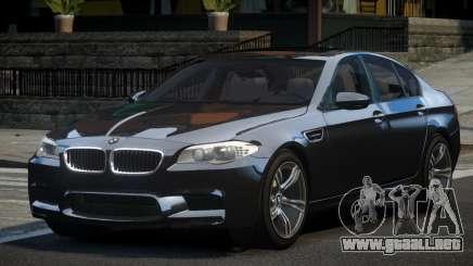 BMW M5 F10 PSI-R para GTA 4