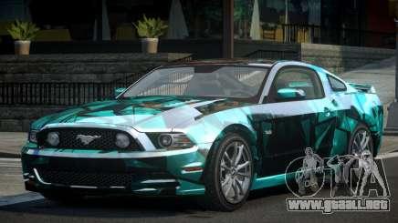 Ford Mustang GT BS-R L3 para GTA 4