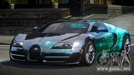 Bugatti Veyron US S6 para GTA 4