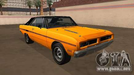 Dodge Charger brasileño 1976 para GTA San Andreas