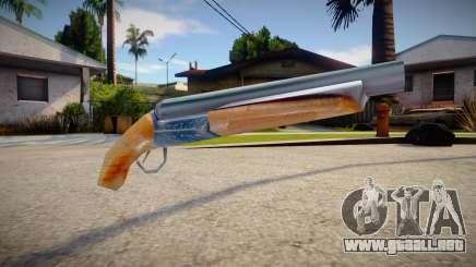 New bleed para GTA San Andreas