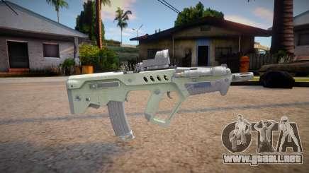 TAR-21 para GTA San Andreas
