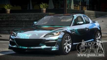 Mazda RX-8 SP-R S2 para GTA 4