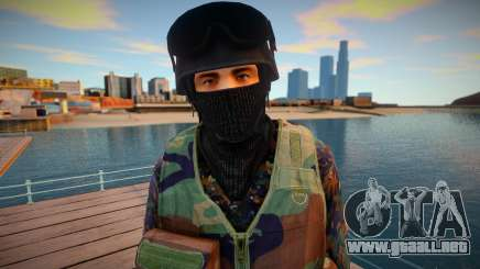 Žandarmerija Marpat para GTA San Andreas