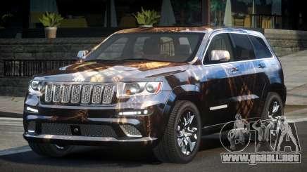 Jeep Grand Cherokee U-Style S9 para GTA 4