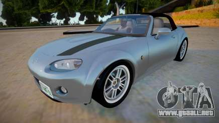 Mazda Miata MX-5 Japanistic para GTA San Andreas