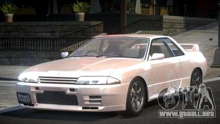 Nissan Skyline R32 Urban L7 para GTA 4