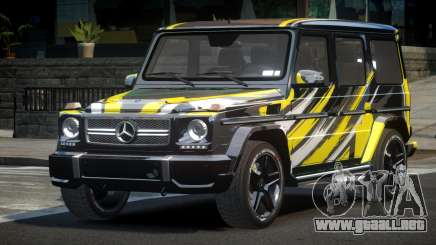 Mercedes-Benz G65 PSI S4 para GTA 4