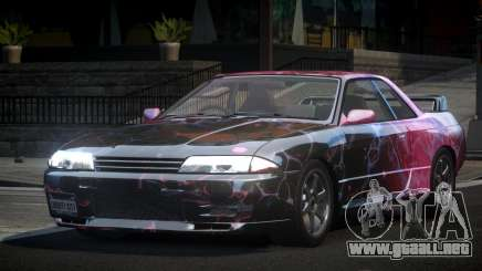 Nissan Skyline R32 Urban L8 para GTA 4