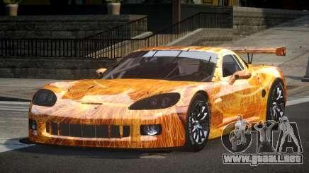 Chevrolet Corvette SP-R S8 para GTA 4