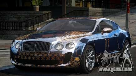Bentley Continental U-Style L1 para GTA 4