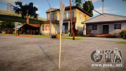 Escoba (buen modelo) para GTA San Andreas