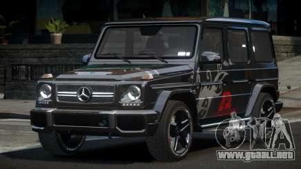 Mercedes-Benz G65 PSI S9 para GTA 4